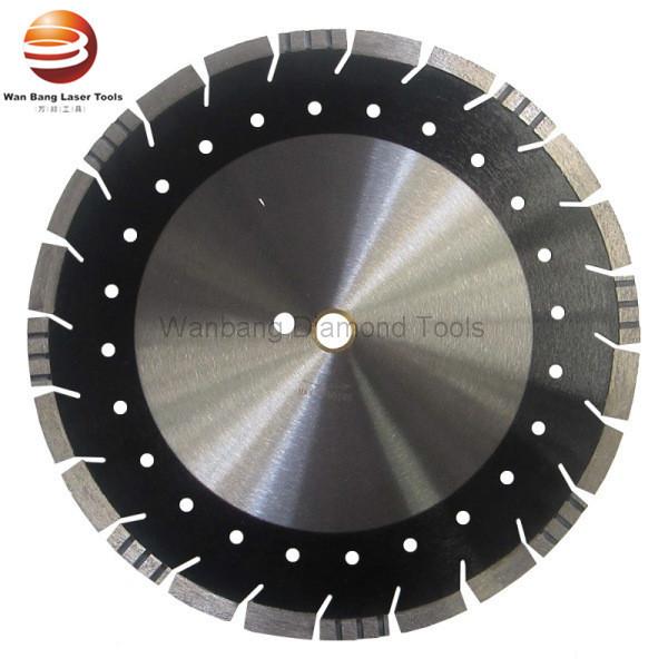Segmented 300mm 500mm Wet & Dry Cutting Concrete Saw Blades 0